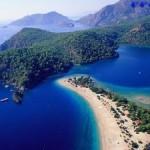 شواطئ مدهشة في تركيا
