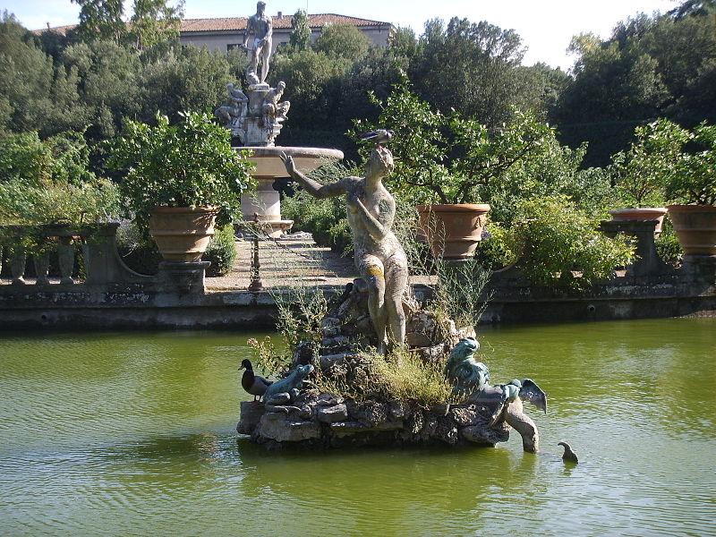 حدائق بوبولي Boboli-isolotto-andr