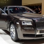 رولز رويس جوست 2015 – Rolls-Royce Ghost Series 2
