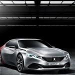 بيجو اكزالت كونسبت 2014 Peugeot Exalt Concept