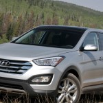 هيونداي سنتافي 2015 Hyundai Santa Fe