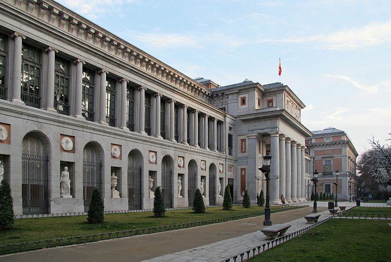 متحف ديل برادو في اسبانيا