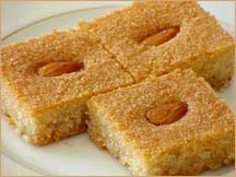 ����� ������ ���� Pieces-of-Basbousa-without-eggs.jpg