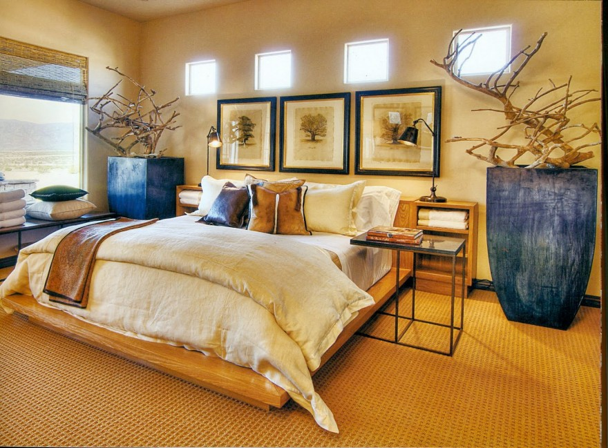����� ����� ٢٠١٥ Simple-African-Contemporary-Bedroom-Interior-with-Warm-Lighting-and-Color.jpg