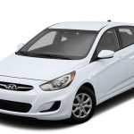 هيونداي اكسنت هاتشباك 2014 Hyundai Accent Hatchback