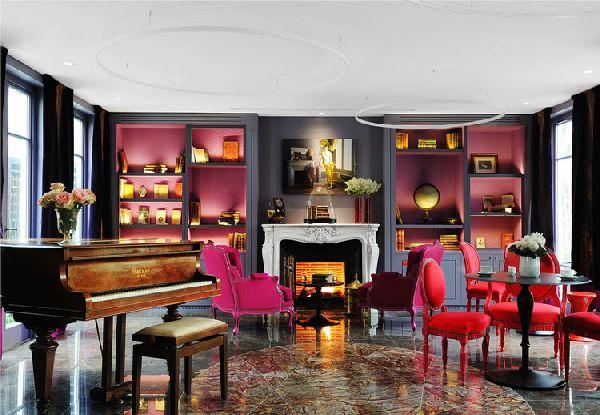 colorful living room design ideas تصميم وسائد حديثة   صور خداديات الوان مختلفة