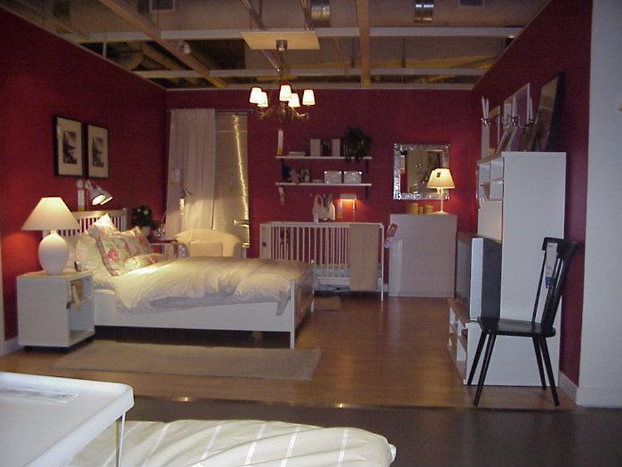 غرفة نوم من أيكيا الرياض | المرسال
