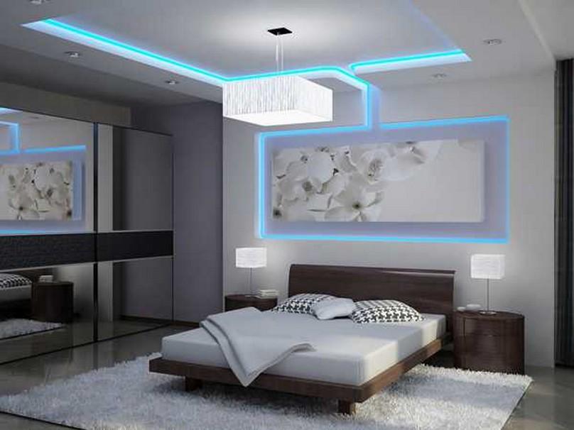 افكار مبهرة لإضاءة غرف النوم | المرسال