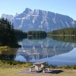 منتزه بانف الوطني ... اقدم حديقة وطنية في كندا