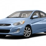 اكسنت هاتشباك جي اس 2014 Hyundai Accent GS