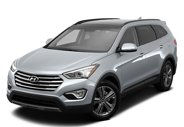2014 hyundai santafe gls. Black Bedroom Furniture Sets. Home Design Ideas