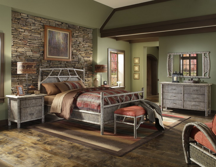 Matrimonio Bed Properties : اشكال غرف نوم ريفيه رائعة المرسال