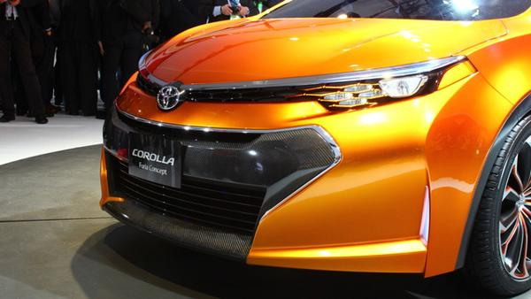 Toyota Corolla 2014 Different Model Comparisons | Autos Post