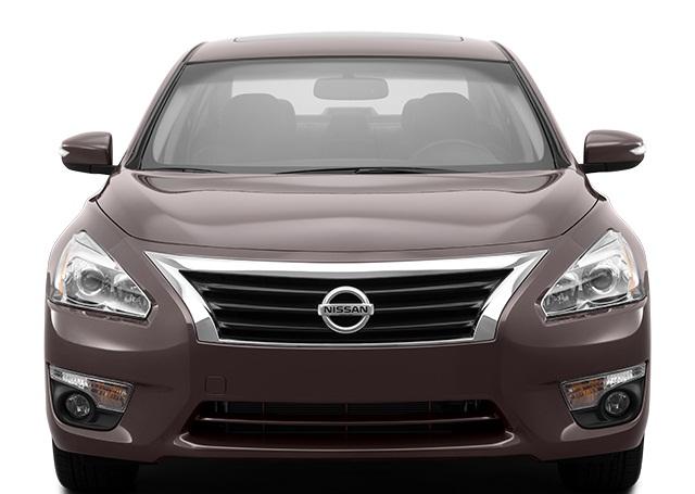 صورة واجهة السيارة نيسان التيما اس ال 2014