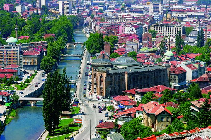 الاماكن السياحية في سراييفو المرسال