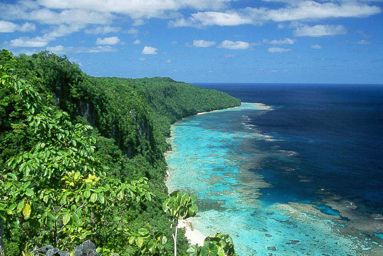 East Rennell Solomon Island Headhunters