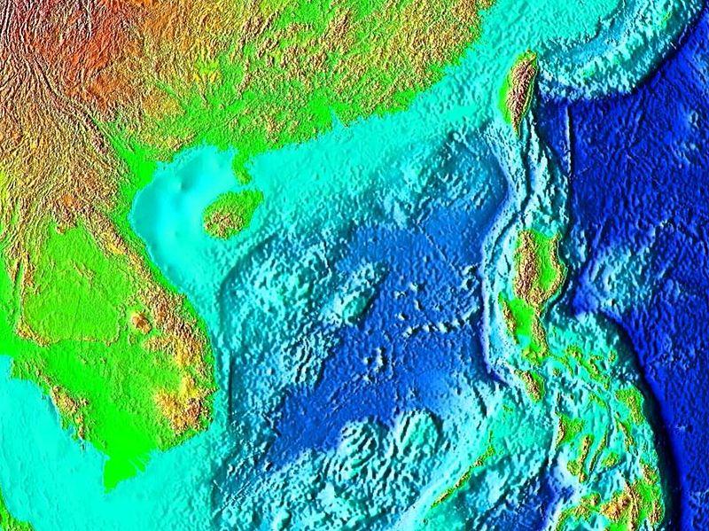 تعرف عن بحر جنوب الصين South-China-Sea