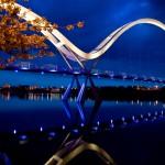 معلومات عن جسر انفينيتي