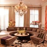 افكار لتزيين غرف الجلوس