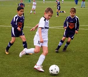 مهارات في كرة القدم