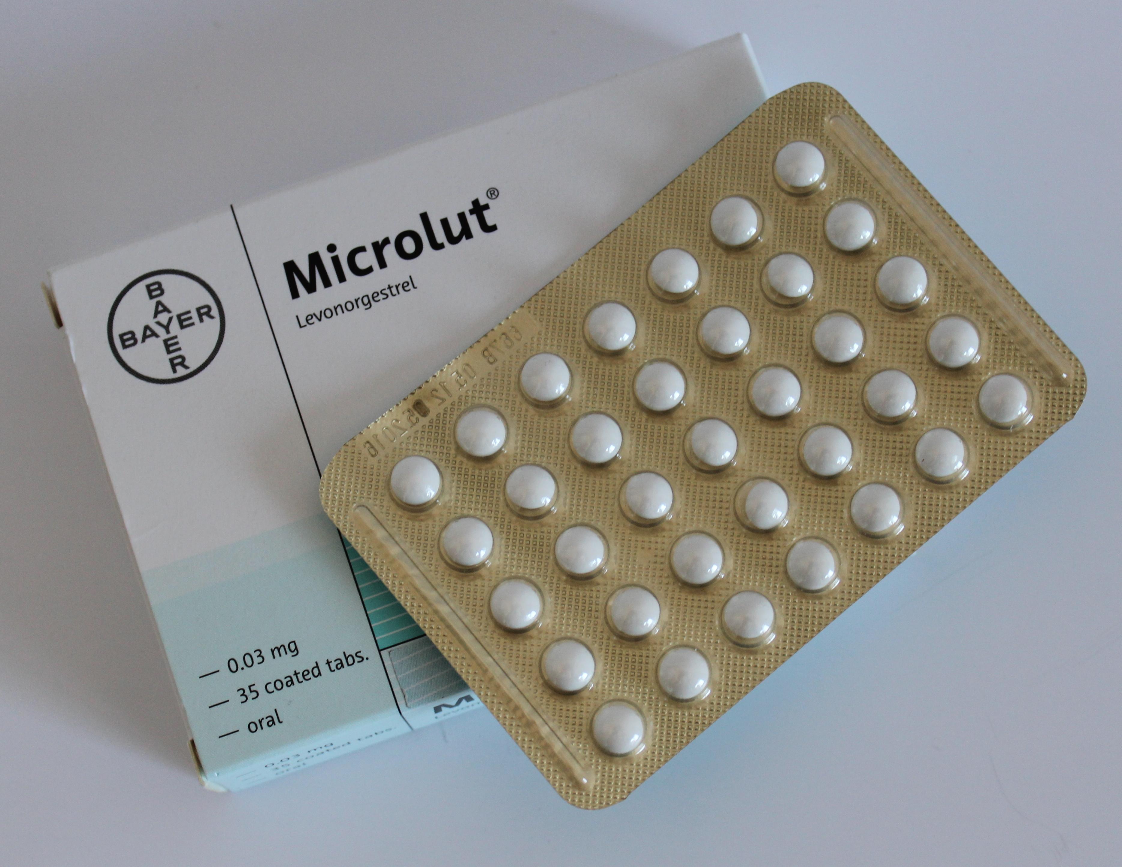 حبوب منع الحمل ميكرولوت microlut | المرسال