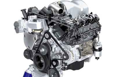 Rebuilding Engine  Mercedes D Video
