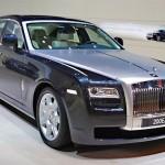 Photo of رولز رويس جوست Rolls-Royce Ghost