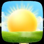 تطبيق الطقس GO 5.0 للاندرويد