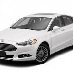 فورد فيوجن تيتانيوم 2015 Ford Fusion Titanium