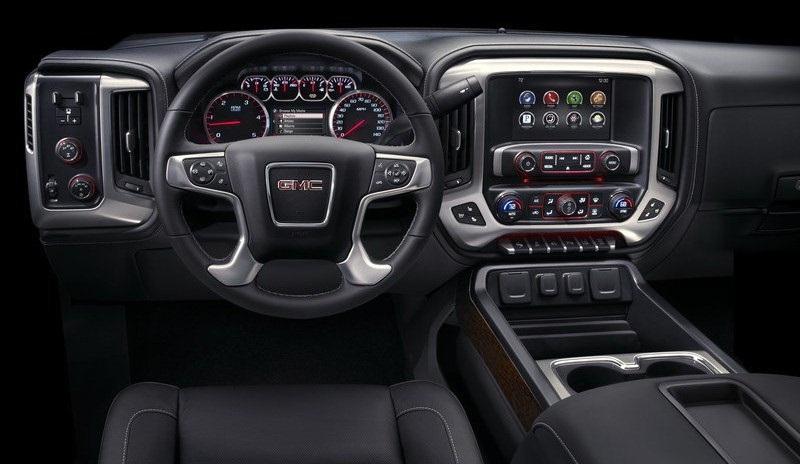 عجلة قيادة جي أم سي سييرا اتش دي 2015 | المرسال