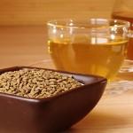 فوائد شاي الحلبة