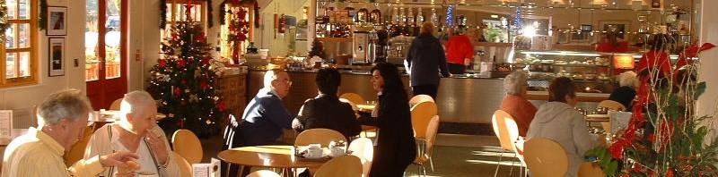 Brambles Coffee Shop Durham