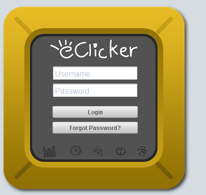 eclicker host app