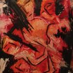 لوحة فنية لغدير حافظ - 147119
