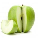 تفاح اخضر