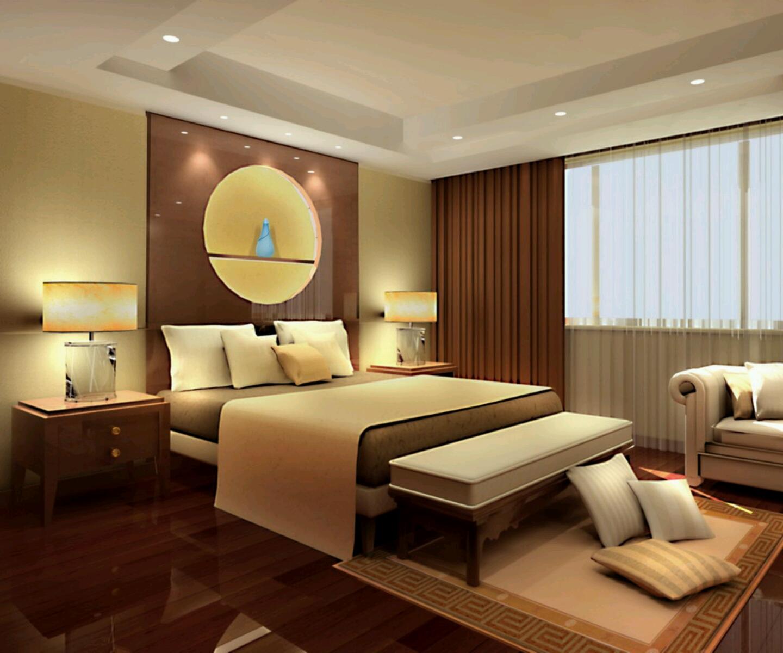 Bedroom Ideas New House: غرفة نوم مودرن من اجمل غرف النوم في العالم