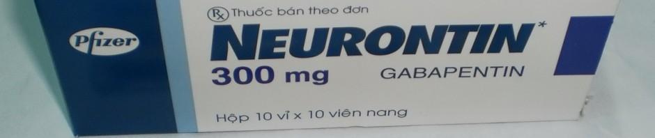 Pdr Neurontin