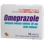اوميبرازول Omeprazole لعلاج قرحة المعدة ، وحموضة المعدة