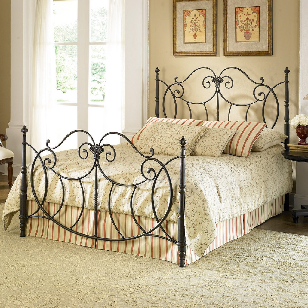 bedroom energetic decorative wrought iron bed with bedroom dresser pulls and surprising cherry wood vanity set also silk sheet set combining vintage metal bed frame on modern bedroom غرف نوم بسرير حديد مشغول