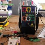 شاحن هواتف متنقل بالطاقة الشمسية eChaja