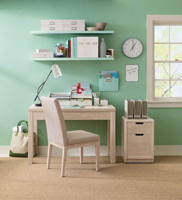 اروع مكاتب منزلية بسيطة المرسال