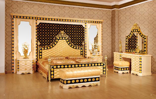 زخرفة اكثر من رائعة باجمل غرف نوم في العالم | المرسال