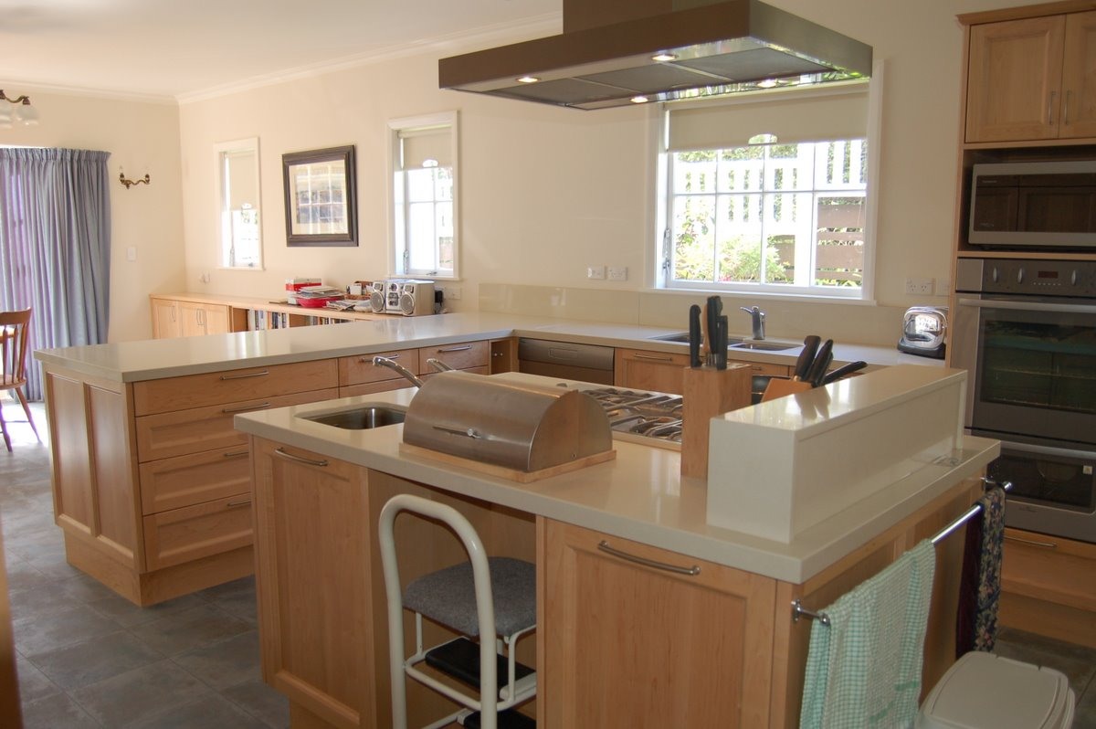 for American style kitchen design
