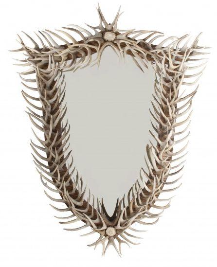 sheld mirror مرايا لديكور المنازل العصرية بالصور