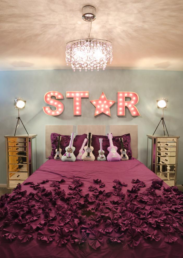 افكار تزيين غرف النوم للبنات المراهقات | المرسال