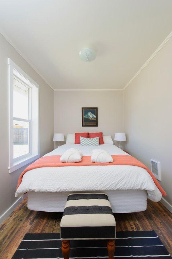 موديل غرف نوم بالوان هادئة مذهلة | المرسال