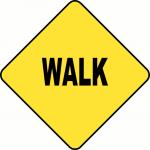 افضل وقت للمشي