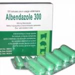 البيندازول Albendazole ، مضاد للديدان