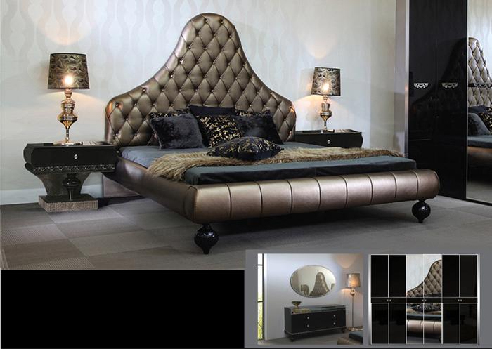 افكار فخمة لغرف نوم قصر السرايا بالرياض | المرسال