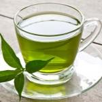 الشاي الاخضر للشعر